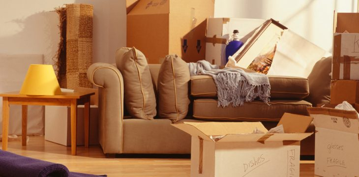 Moving to A New House, A Step-By-Step Guide